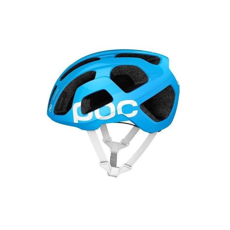 Casque vélo route Poc Octal Garminium BLUE