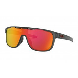 OAKLEY CROSSRANGE SHIELD NOIR - PRIZM BLACK OO9387-0231