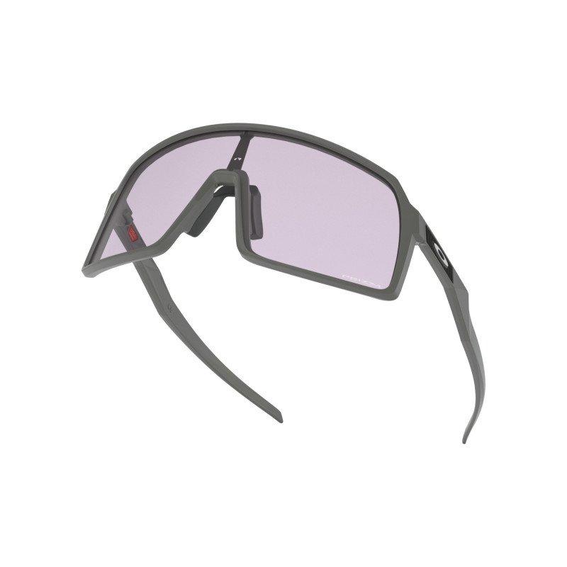 Lunettes Oakley Sutro Matte Dark Grey Prizm Low Light OO9406-0437