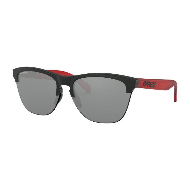 OAKLEY Frogskins™ Lite Urban Collection Matte Black Prizm Black OO9374-2063