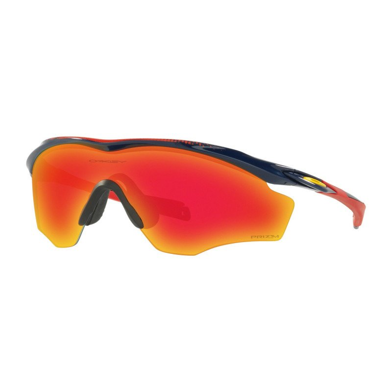 Lunettes Oakley M2™ Frame XL Snapback Collection Navy Prizm RUby OO9343-1245