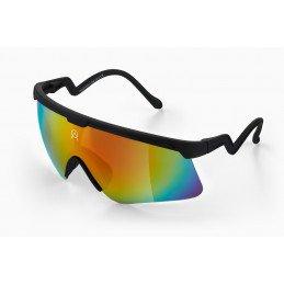 Lunettes ALBA Delta Black ML HIPPIE Glasses