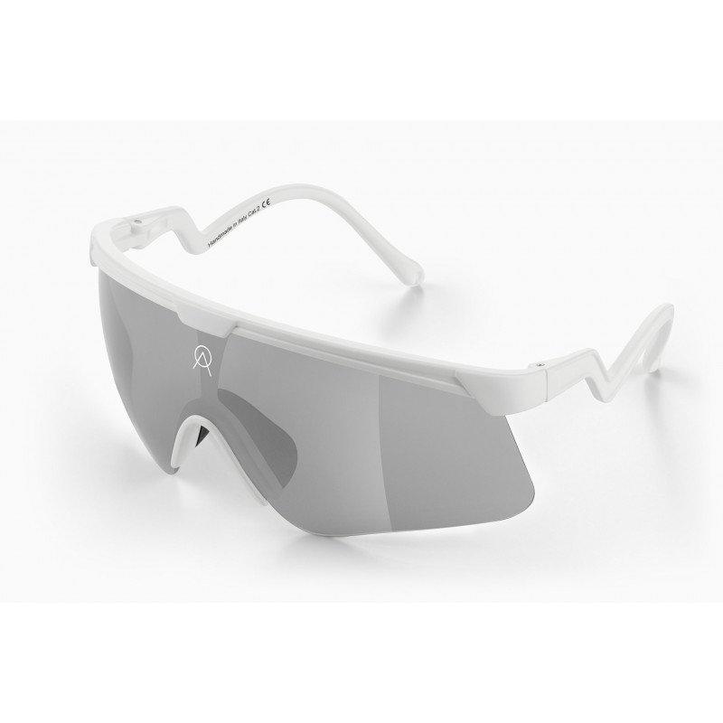 Lunettes ALBA Delta White ML SKY Glasses