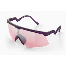Lunettes ALBA Delta Pink Glasses