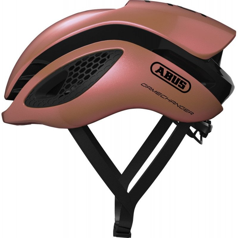 CASQUE AÉRO ABUS GAMECHANGER PINK FLIP FLOP LIMITED
