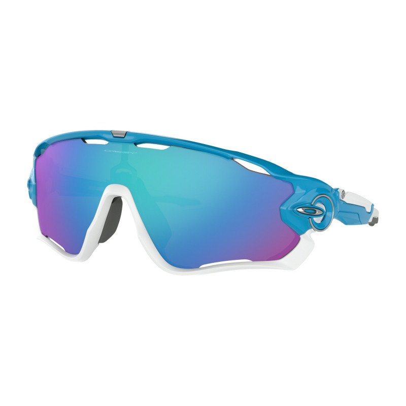 Lunettes Oakley Jawbreaker Sapphire SKY BLUE OO9290-02