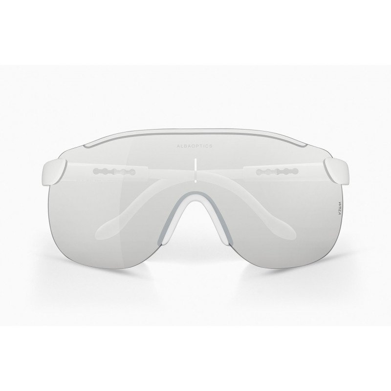 Lunettes ALBA Stratos White PHOTOCHROMIC Glasses