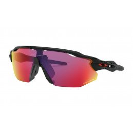 Lunettes Oakley Radar EV Advancer Matt Black Prizm Road OO9442-0138