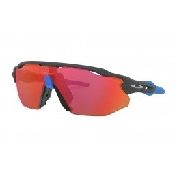 Lunettes Oakley Radar EV Advancer Matte Carbon Prizm Trail Torch OO9442-0538