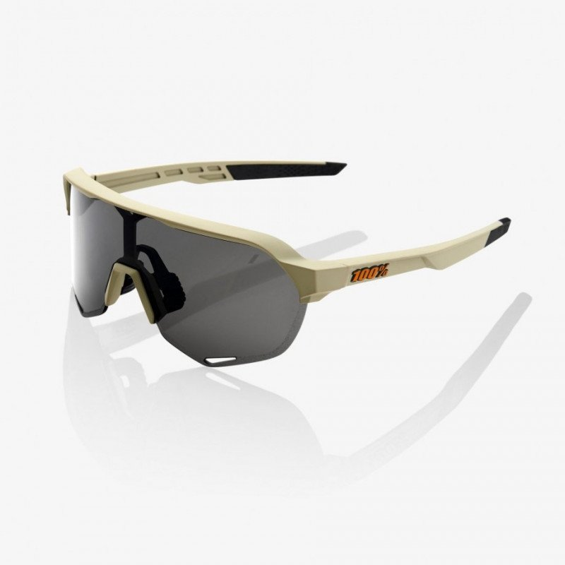 Lunettes 100% S2 Quicksand Smoke Lens