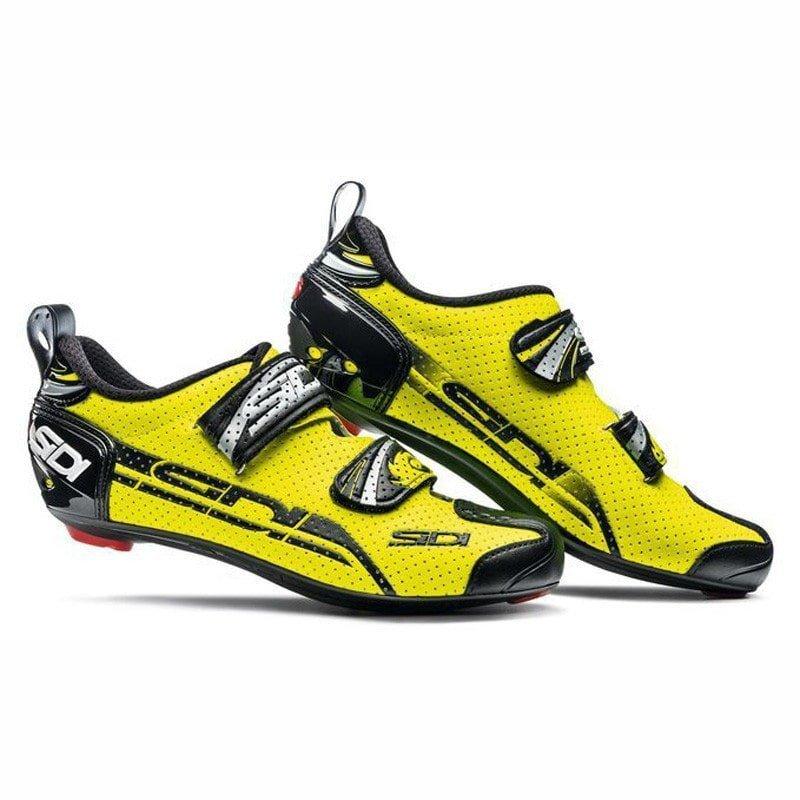 Chaussures Sidi T4 AIR JAUNE