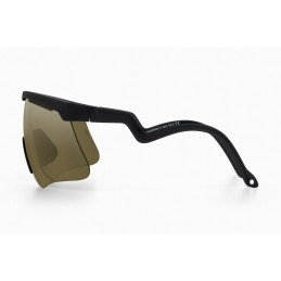 Lunettes ALBA Delta Grey Beetle Glasses