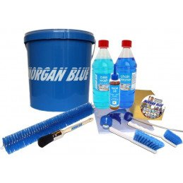 KIT NETTOYAGE VÉLO MORGAN BLUE QUICK AND CLEAN