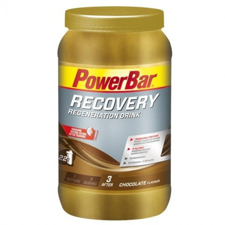 Powerbar Recovery Drink (1 pot 1200gr)