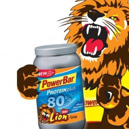 Powerbar ProteinPlus 80% (1 pot 700gr)