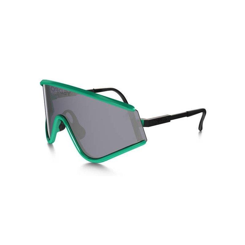 Lunettes Oakley Eyeshade Seafoam Black OO9259-01