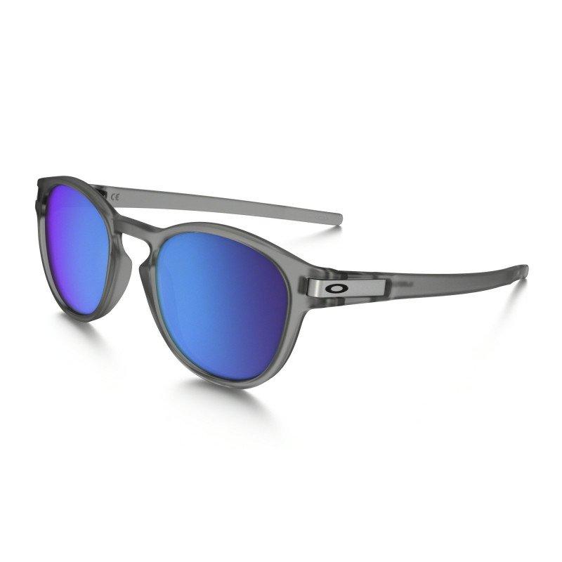 Oakley Polarized Matte Iridium Sapphire De 08 Gray Oo9265 Soleil Ink Lunettes Latch sQBhdxrCt