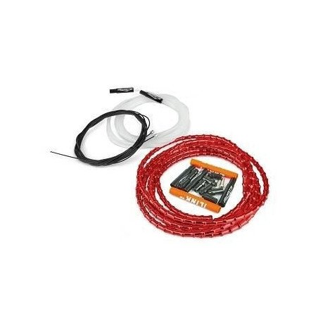 Kit Cable Gaine Alligator I Link Rouge