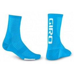 Chaussettes Giro HCR Team Bleu