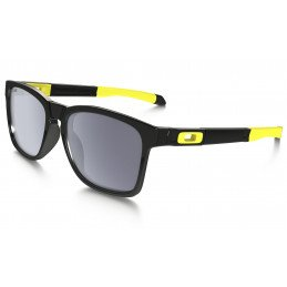 Lunettes Oakley Catalyst Vr46 Polished Black Grey