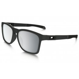 Lunettes Oakley Catalyst Black Chrome Iridium oo9272-03