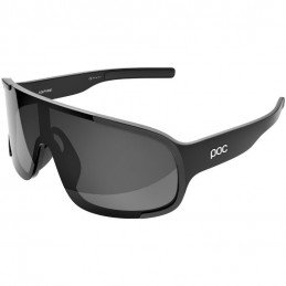 Lunettes POC Aspire Glasses - BLACK 10.0 - 1002 Uranium Black