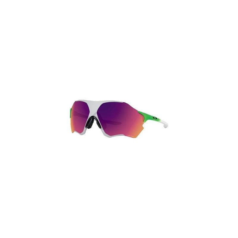 Oakley EVZero - Olympic Collection Rio 2016 - Green Fade/PRIZM Field + Chrome Iridium Glasses - OO9308-09