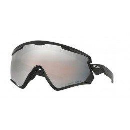 Lunettes Oakley Wind Jacket 2.0 Matte Black Prizm Black Iridium oo7072-02