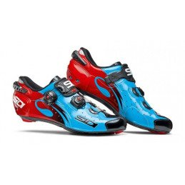 Chaussures Sidi Wire Carbon Vernice Orange 2017