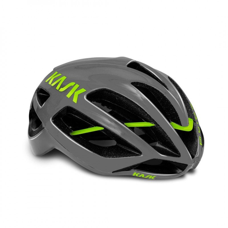 Casque Kask Protone Grey Green