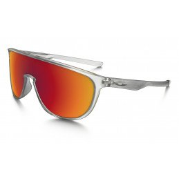 Lunettes Oakley Trillbe Mate Clear Torch Iridium OO9318-03
