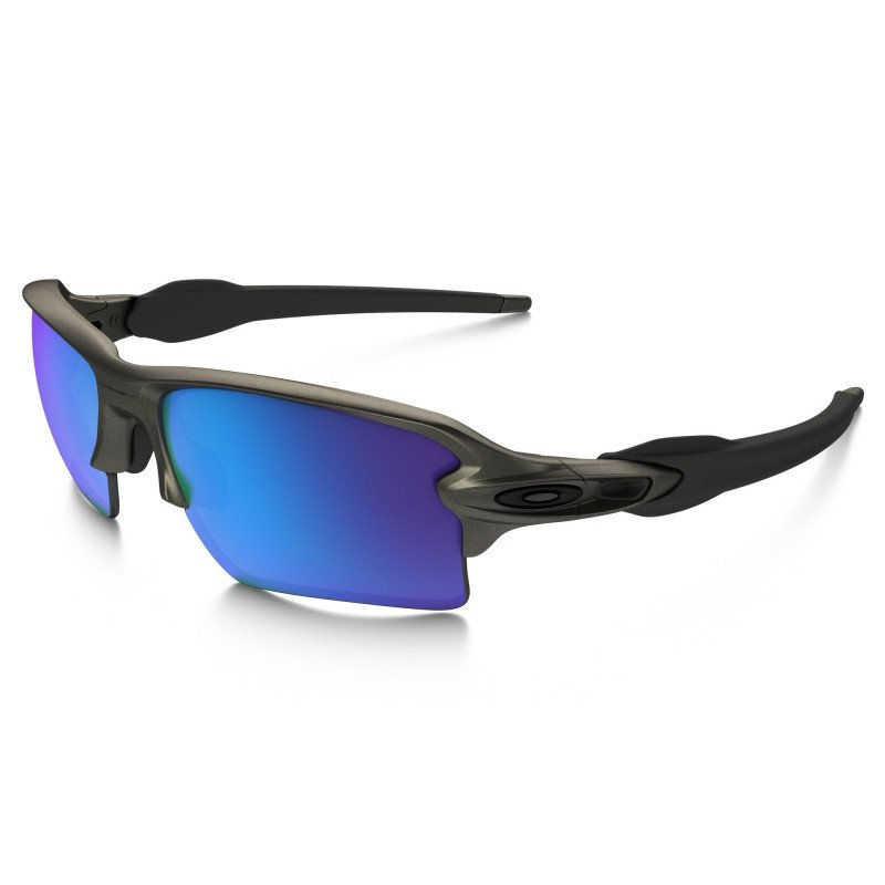 471990798803bb Lunettes Oakley FLAK 2.0 XL METALS COLLECTION OO9188-6159 Sapphire iridium