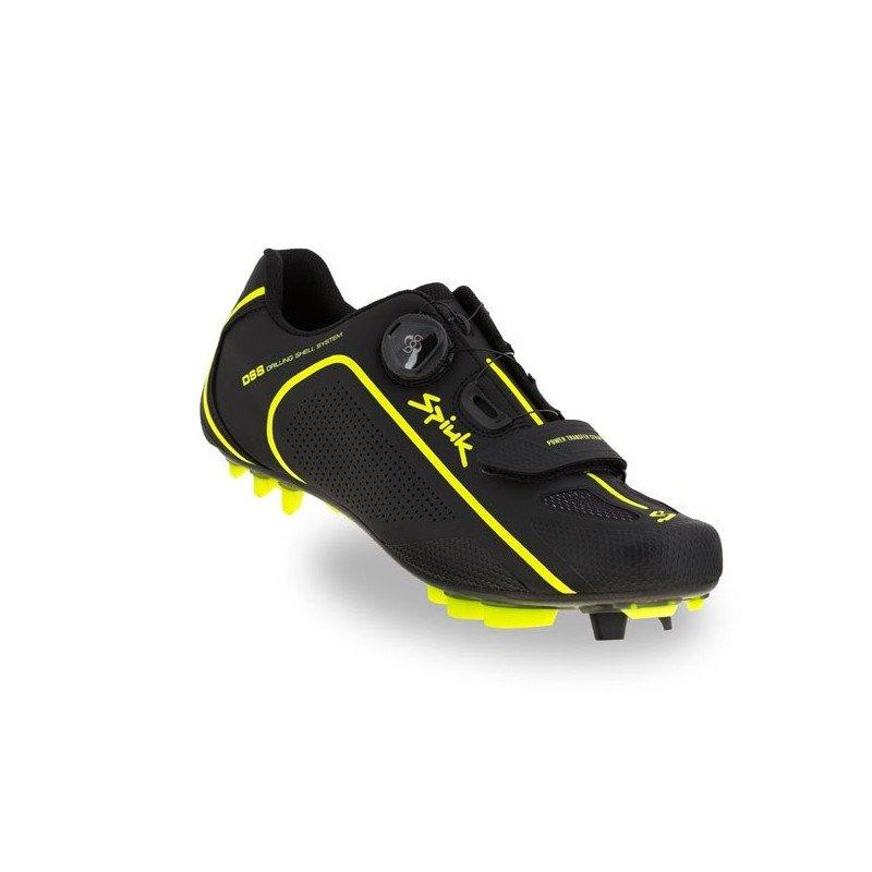 Chaussures Spiuk Altube MC MTB Carbon 2017 Noir
