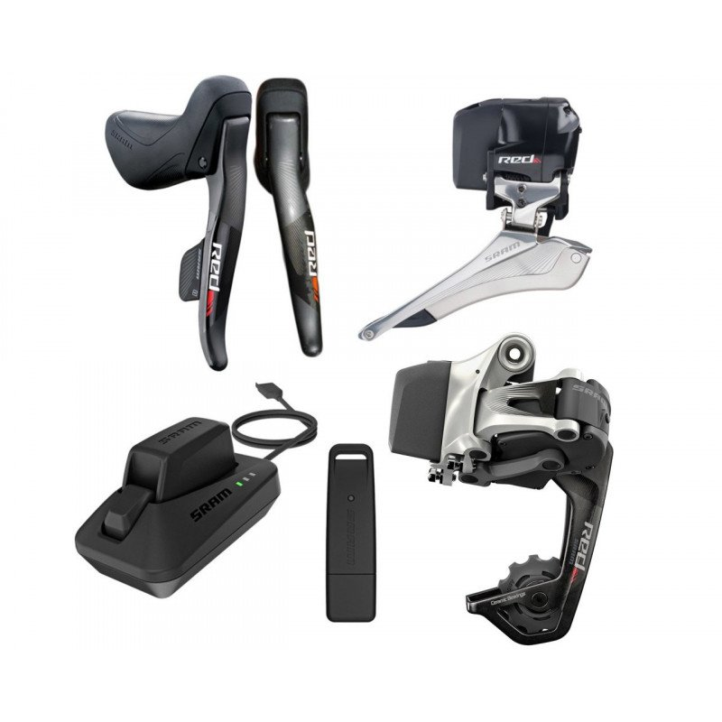 Groupe Sram Red eTAP Kit électrique
