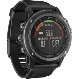 GARMIN Montre Forerunner Fenix 3 HR Gray