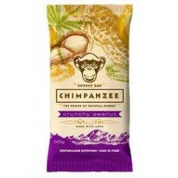 Chimpanzee Barre énergétique x10 - Crunchy/peanut