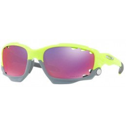 Lunettes Oakley Racing Jacket Black prizm road - OO9171-37