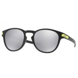 Lunettes Oakley LATCH™ VR46 CHROME IRIDIUM OO9265-23