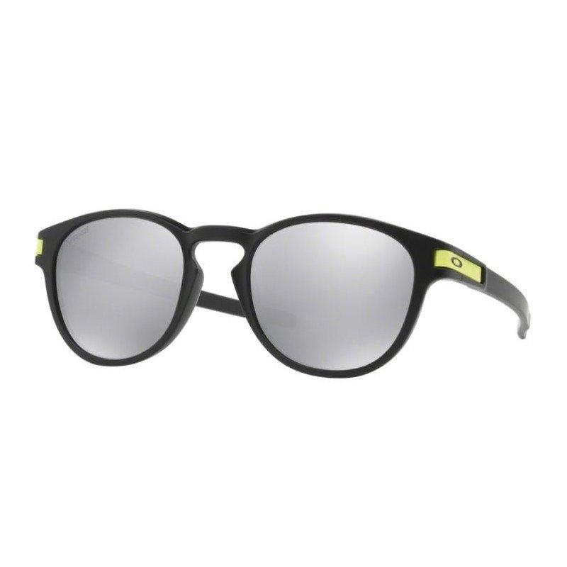 Lunettes Oakley LATCH™ VR46 CHROME IRIDIUM OO9265-23