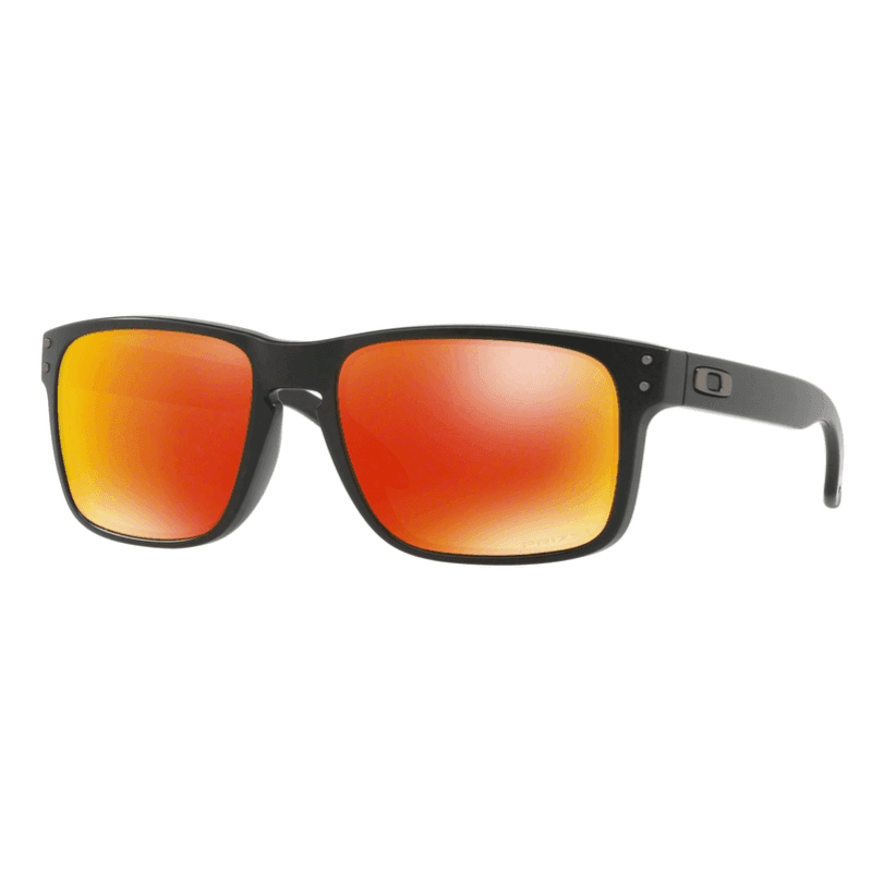 Oakley Holbrook Polished Black Prizm 9102e2