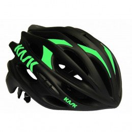 Casque de route Kask Mojito Black Mate Green
