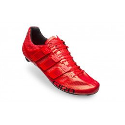 Chaussures Giro Prolight TechLace Red