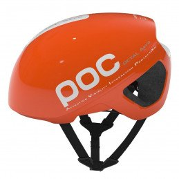 Casque vélo route Poc Octal Aero Raceday AVIP ORANGE