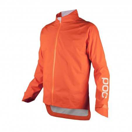 Veste POC Essential Rain Jacket orange