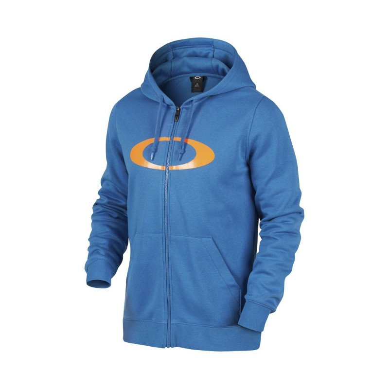 Oakly Sweat DWR ELLIPSE FZ HOODIE 461535-6CS California Blue