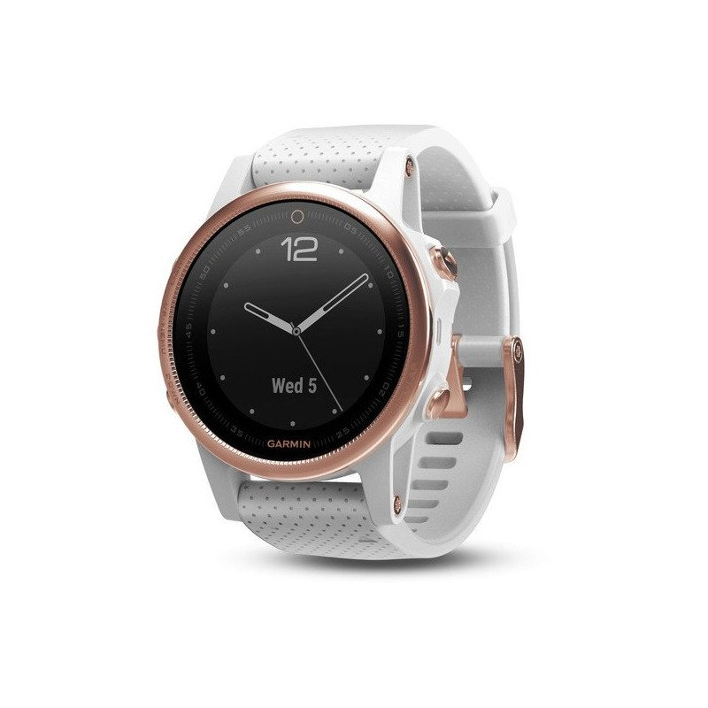 montre gps garmin fenix 5 sapphire noir. Black Bedroom Furniture Sets. Home Design Ideas