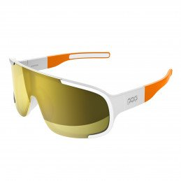 Lunettes Poc Aspire Originals Hydrogen White Zink Orange