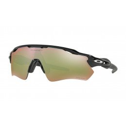 OAKLEY RADAR EV PATH Polished Black Prizm Shallow Water Polarized OO9208-5838
