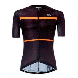 Maillot Oakley Jawbreaker Road orange