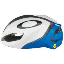 Casque Oakley Aro 5 Blanc Bleu MIPS